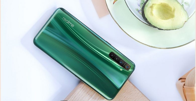 Realme X2 Avocado Green