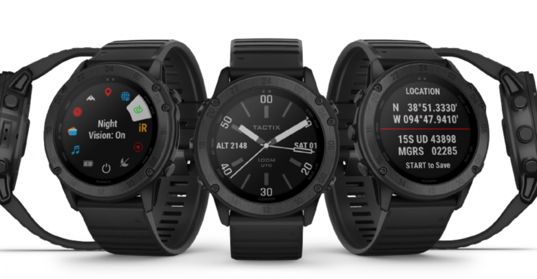 Garmin Tactix Delta Smartwatch