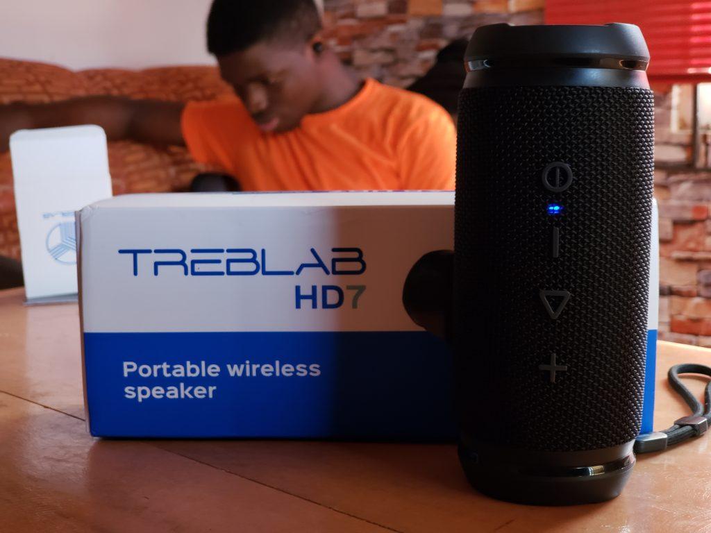 Treblab HD7 Review