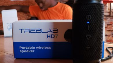 Treblab HD7 Review