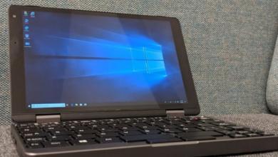 Chuwi Minibook laptop