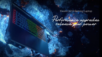 xiaomi gaming notebook