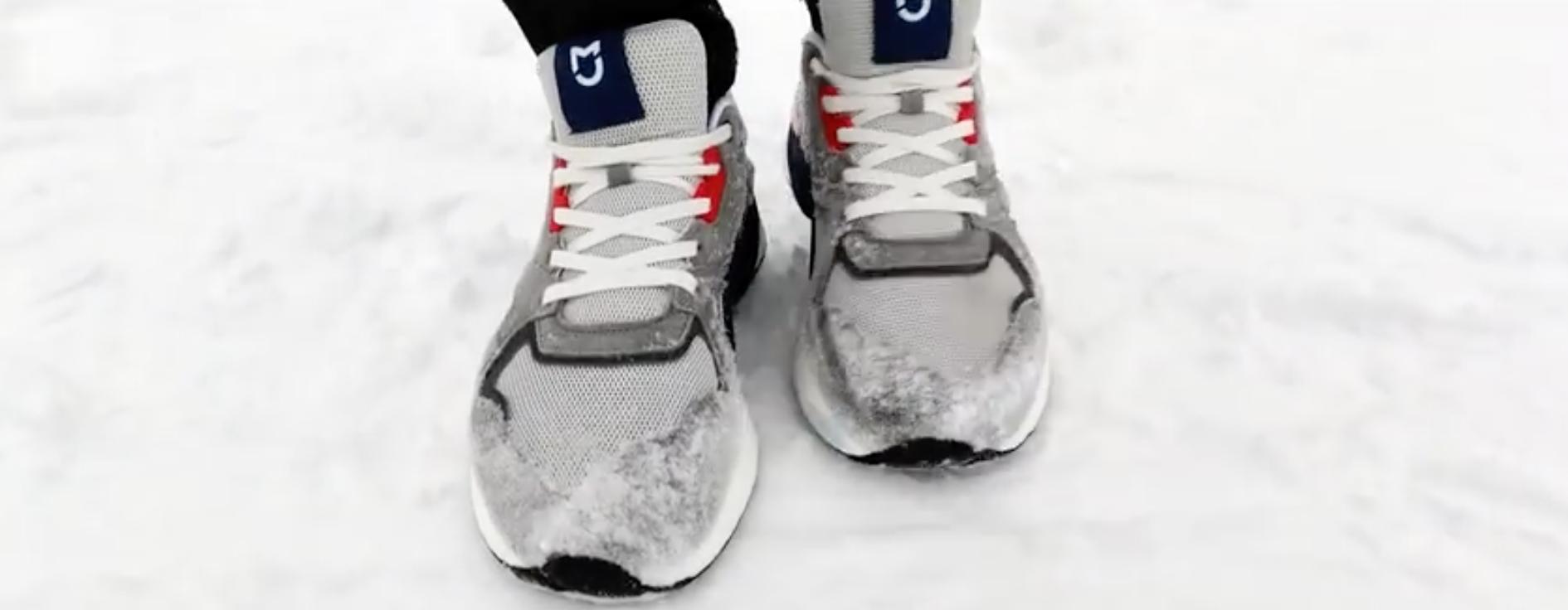 Xiaomi Mijia Retro Sneaker Review Comfortable Running Pair