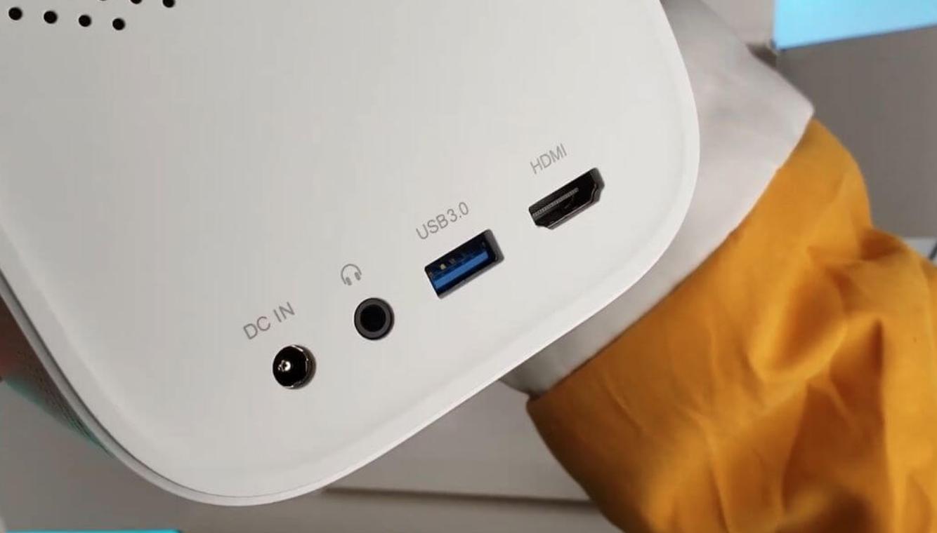 Xiaomi DLP Smart projector