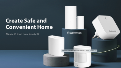 Alfawise Z1 smart home security kit