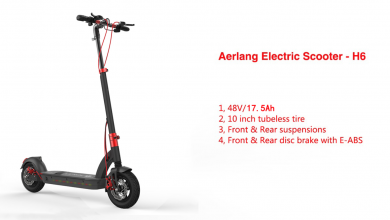 Aerlang H6 Electric scooter