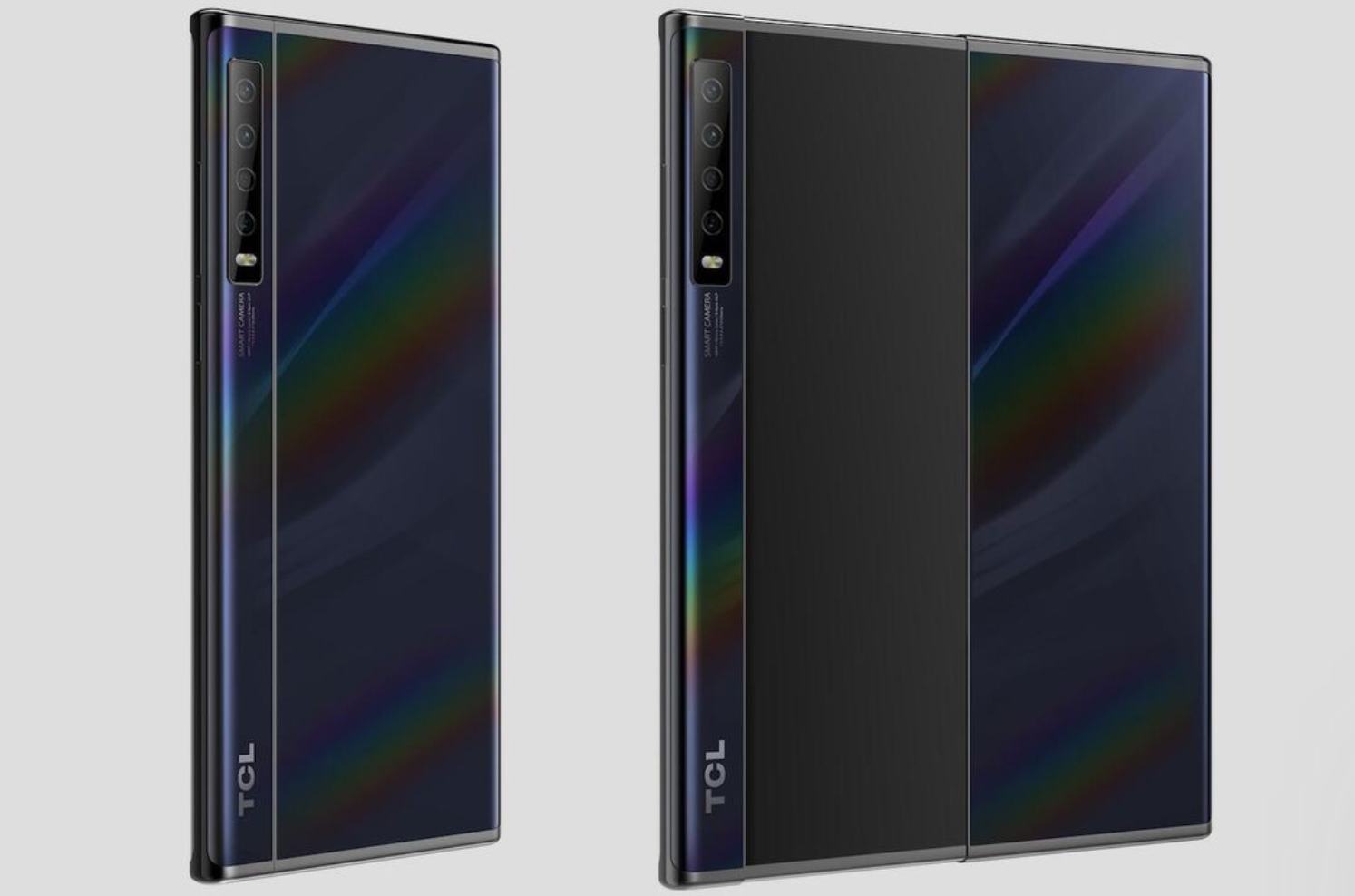 TCL Foldable phone 2020