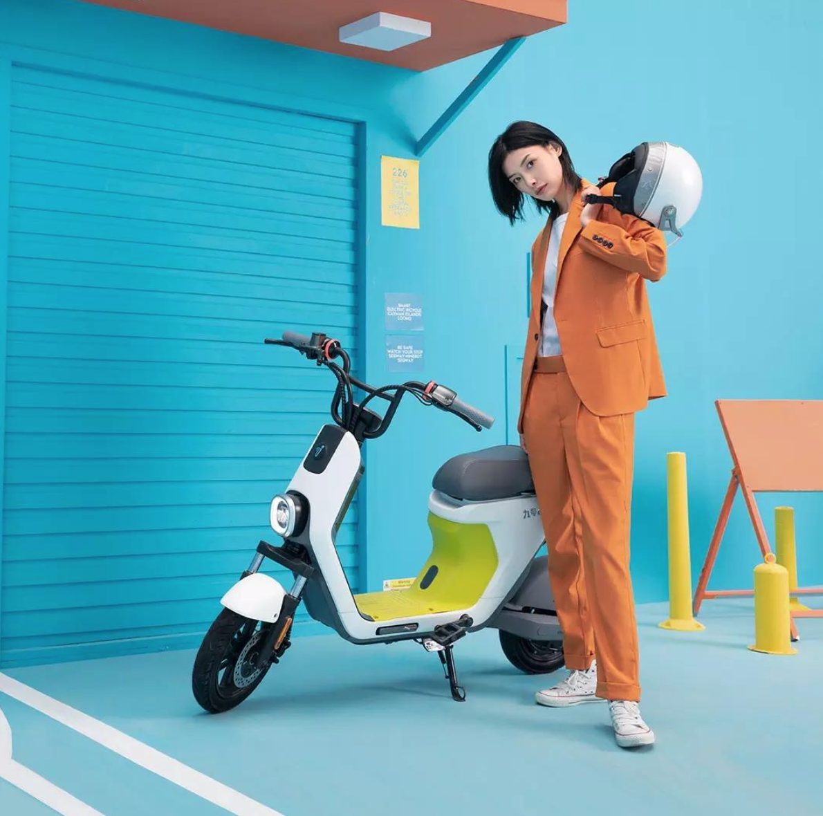 ninebot c40 electric scooter specs