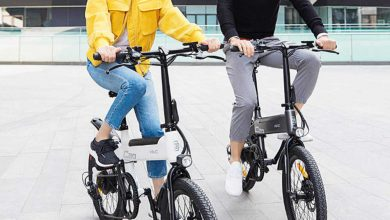 Xiaomi HIMO C20 Foldable Electric Moped Bicycle