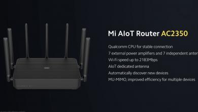 Xiaomi Mi AIoT Router AC2350 review