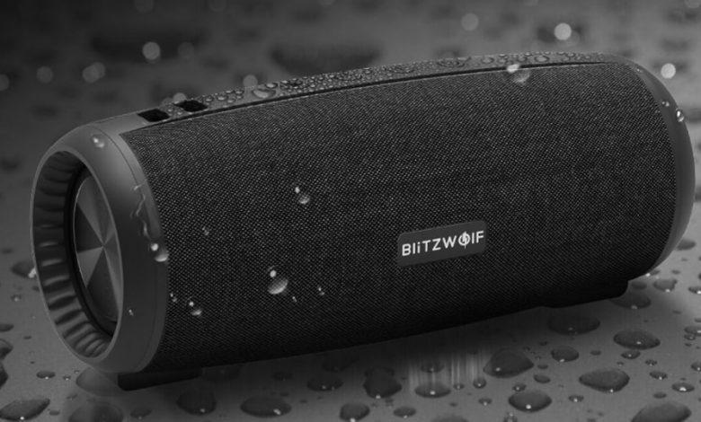 BlitzWolf® BW-WA1 12W Wireless Speaker