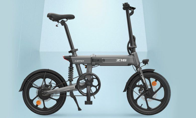 Buy Xiaomi Himo Z16 Folding Electric Bicycle For Just 759 99 Coupon