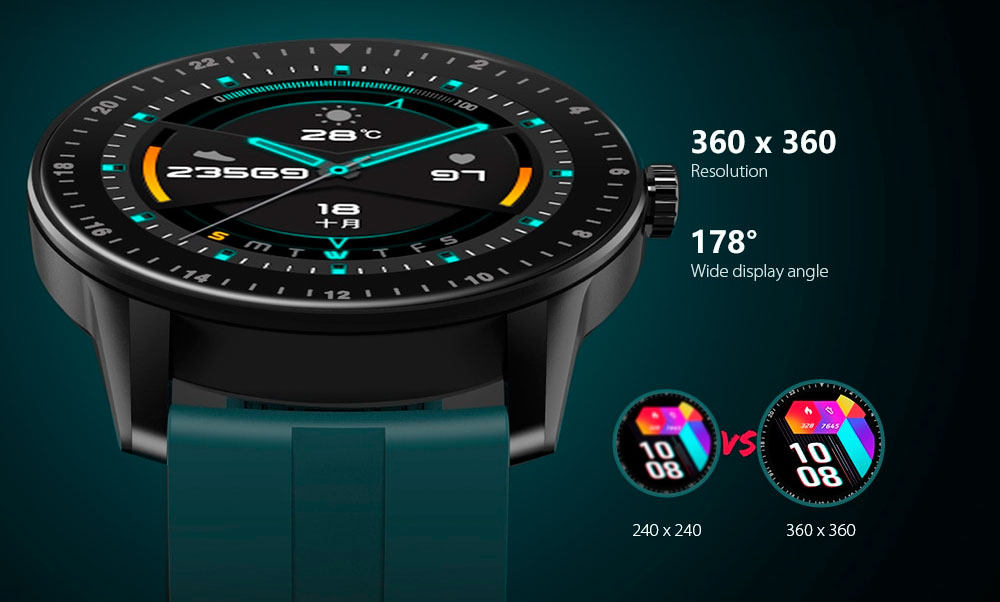 Kospet MAGIC 2 Smart Watch Offered for $19.99 (Best Price)