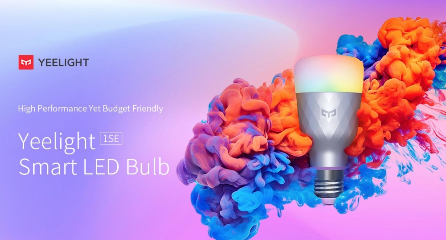 لامپ هوشمند LED Yeelight 1SE