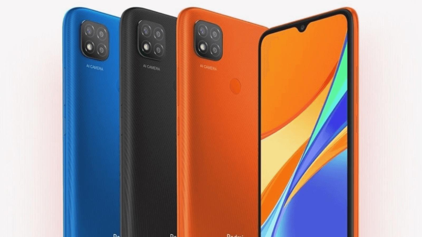 Xiaomi Redmi 9C 3GB + 64GB Smartphone Offered for $99.00