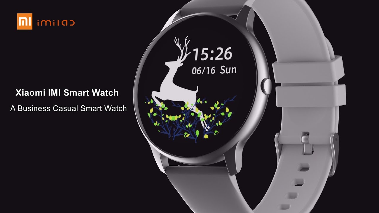 Will it be the most wanted smart watch in Q3 2020: Xiaomi IMILAB KW66 - XiaomiToday %