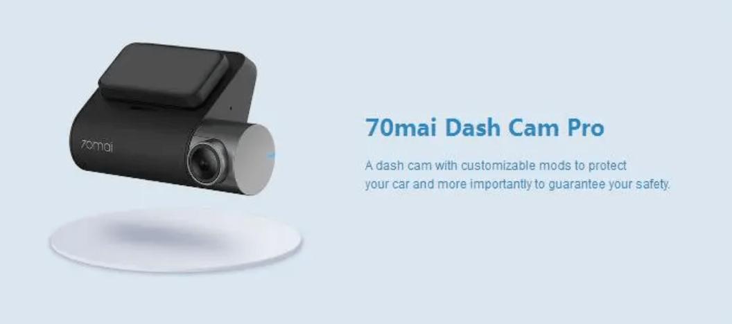 Xiaomi 70mai Dash cam 2021