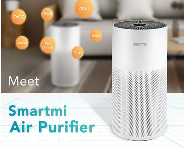 تصفیه کننده هوا Smartmi