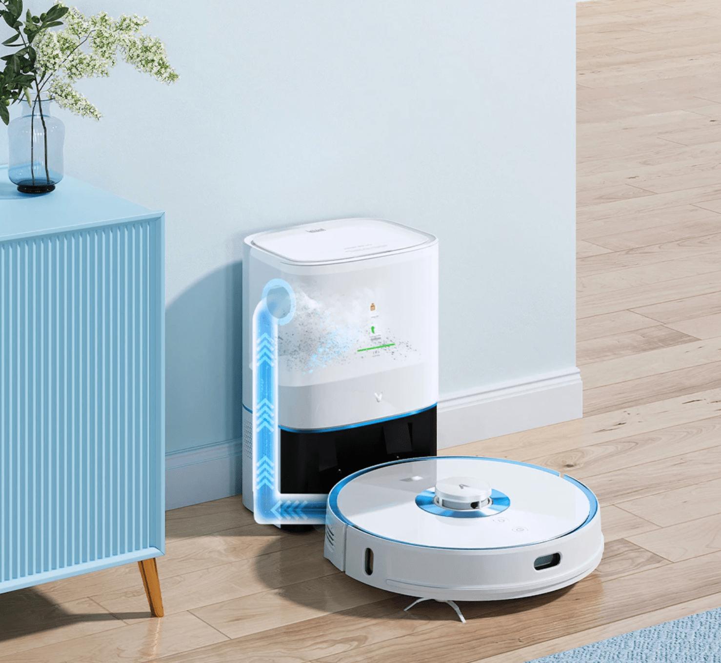 جاروبرقی ربات 2021