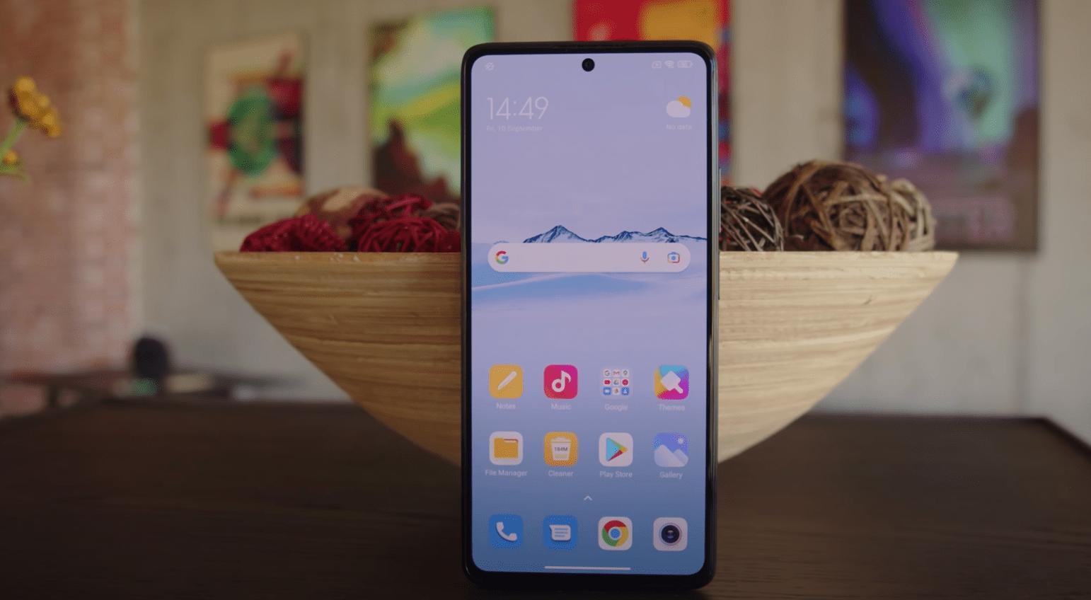 Xiaomi 11T Smartphone China