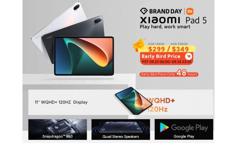 Xiaomi Pad 5 Xiaomi Mi Pad 5 Xiaomi tablet best tablet Android tablet