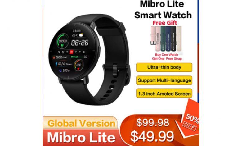 Reloj Xiaomi Mibro Lite