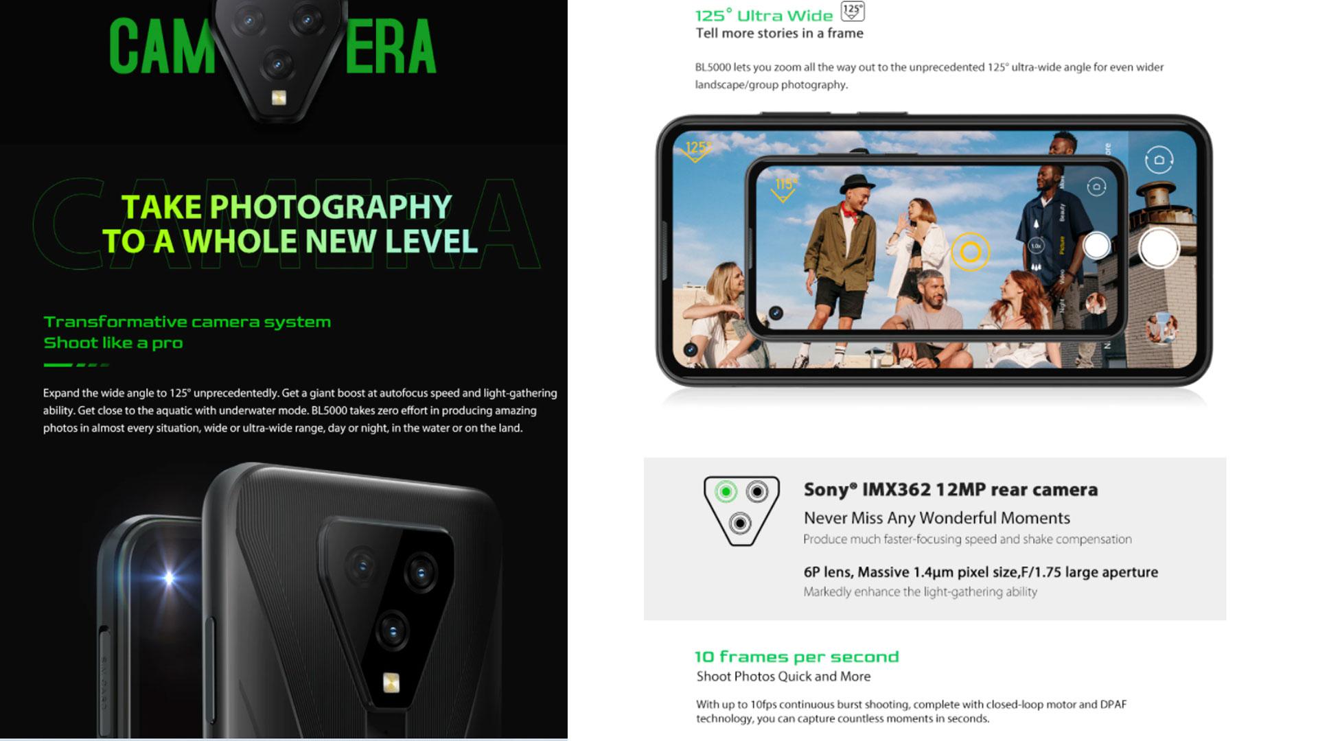 Blackview BL5000 5G Blackview phone Blackview phones Blackview cell phone rugged phone rugged smartphone